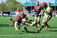 Saracens v Northampton Saints : 13.04.14