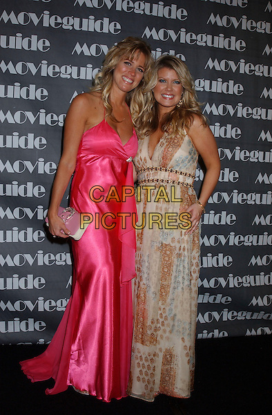 "PAIGE HEMMIS & NATALIE GRANT.At the 14th Annual Movieguide ""Faith and Values"" Awards Gala - Arrivals, Beverly Hilton, Beverly Hills, California, USA, 3rd March 2006..full length.Ref: ADM/GB.www.capitalpictures.com.sales@capitalpictures.com.©Gary Boas/AdMedia/Capital Pictures."