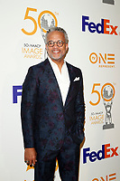 LOS ANGELES - MAR 9:  Donald Comer at the 50th NAACP Image Awards Nominees Luncheon at the Loews Hollywood Hotel on March 9, 2019 in Los Angeles, CA