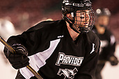 Anthony Florentino (PC - 16)[ - The Providence College Friars practiced at Fenway on Friday, January 6, 2017, in Boston, Massachusetts.
