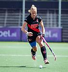 AMSTELVEEN  - Charlotte Vega (A'dam)   Hoofdklasse hockey dames ,competitie, dames, Amsterdam-Groningen (9-0) .     COPYRIGHT KOEN SUYK