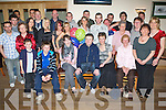 21st Key to the Door - Thomas Dillane from Rae St., Tralee, seated centre enjoying his 21st birthday party with friends and family in Kerins O'Rahillys GAA clubhouse on Saturday night.   Copyright Kerry's Eye 2008