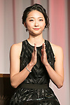 Japan's Best Dresser Awards winner Airi Hatakeyama attends the 46th Awards ceremony on November 29, 2017, Tokyo, Japan. This year five people received the award for being fashion and lifestyle leaders in their fields. (Photo by Rodrigo Reyes Marin/AFLO)