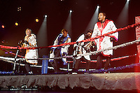 The backstreet boys in concert - 2007 file photo