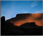 Landscape scenes across Moab, Utah.