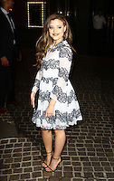 www.acepixs.com<br /> <br /> March 1 2017, New York City<br /> <br /> Sarah Jeffery arriving at the premiere of Season 2 of 'Shades Of Blue' at The Roxy on March 1, 2017 in New York City.<br /> <br /> By Line: Zelig Shaul/ACE Pictures<br /> <br /> <br /> ACE Pictures Inc<br /> Tel: 6467670430<br /> Email: info@acepixs.com<br /> www.acepixs.com