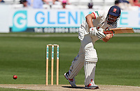 Sir Alastair Cook of Essex in batting action during Essex CCC vs Nottinghamshire CCC, Specsavers County Championship Division 1 Cricket at The Cloudfm County Ground on 16th May 2019