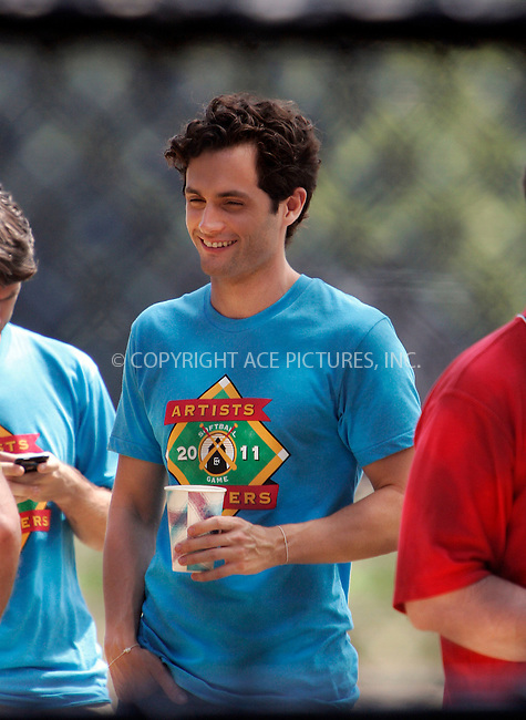 WWW.ACEPIXS.COM . . . . .  ....July 19 2011, New York Ctiy....Actor Penn Badgley on the set of the TV show 'Gossip Girl' on July 19 2011 in New York City....Please byline: CURTIS MEANS - ACE PICTURES.... *** ***..Ace Pictures, Inc:  ..Philip Vaughan (212) 243-8787 or (646) 679 0430..e-mail: info@acepixs.com..web: http://www.acepixs.com
