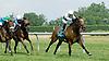 Daylight Ride winning at Delaware Park on 7/9/12