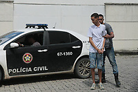 Rio de Janeiro (RJ), 05/03/2020 - Operacao Espoliado-Rio - A Policia Civil faz operacao para cumprimento de mandados de prisao para ladroes de cargas e receptadores em toda Baixada Fluminense, nesta quinta-feira (08). Todos os presos estao sendo levados para Polinter na Cidade da Policia. (Foto: Celso Barbosa/Codigo 19/Codigo 19)
