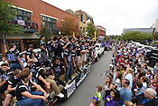 Fayetteville High Homecoming Parade 2015