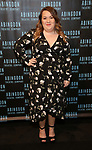 Emma McGlinchey attends the Abingdon Theatre Company Gala honoring Donna Murphy on October 22, 2018 at the Edison Ballroom in New York City.