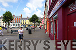 the Square Listowel Town