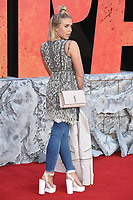 """Gabby Allen arriving for the """"Rampage"""" premiere at the Cineworld Empire Leicester Square, London, UK. <br /> 11 April  2018<br /> Picture: Steve Vas/Featureflash/SilverHub 0208 004 5359 sales@silverhubmedia.com"""