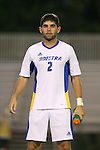 05 October 2015: Hofstra's Nino Alfonso. The Duke University Blue Devils hosted the Hofstra University Pride at Koskinen Stadium in Durham, NC in a 2015 NCAA Division I Men's Soccer match. Duke won the game 3-2 in overtime.
