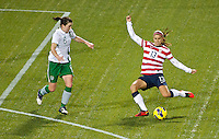 USWNT vs Ireland, November 28, 2012