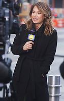 November 08, 2019 Ginger Zee o the set of Good Morning America in New York City on November 08, 2019. Credit: RW/MediaPunch