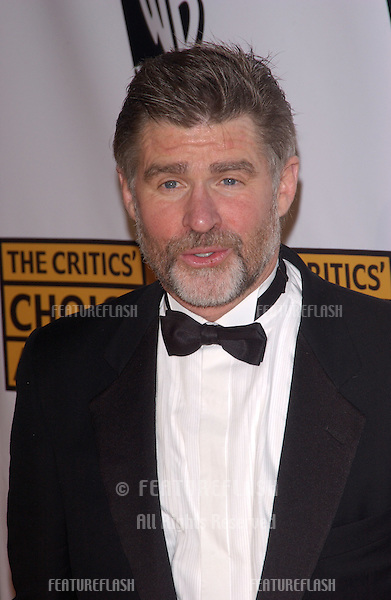 Jan 10, 2005; Los Angeles, CA:  Actor TREAT WILLIAMS at the 10th Annual Critcs' Choice Awards at the Wiltern Theatre, Los Angeles.