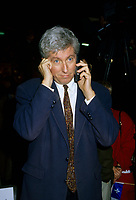 Montreal (Qc) CANADA - File Photo-<br /> <br /> Gilles Duceppe, deputy , the Bloc Quebecois<br /> <br /> photo (c)  Images Distribution