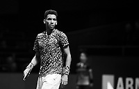 Rotterdam, The Netherlands, 11 Februari 2020, ABNAMRO World Tennis Tournament, Ahoy, <br /> Felix Auger-Aliassime (CAN).<br /> Photo: www.tennisimages.com