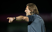 Wycombe Wanderers Manager Gareth Ainsworth during the Friendly match between Wycombe Wanderers and AFC Wimbledon at Adams Park, High Wycombe, England on 25 July 2017. Photo by Andy Rowland.