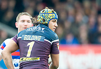 Picture by Allan McKenzie/SWpix.com - 08/04/2018 - Rugby League - Betfred Super League - Wakefield Trinity v Leeds Rhinos - The Mobile Rocket Stadium, Wakefield, England - Ashton Golding.