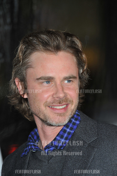 "Sam Trammell at the premiere of HBO miniseries ""The Pacific"" at Grauman's Chinese Theatre, Hollywood..February 24, 2010  Los Angeles, CA.Picture: Paul Smith / Featureflash"