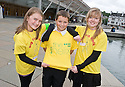 09/06/2010   Copyright  Pic : James Stewart.002_big_fit_walk  .::  HELIX PROJECT ::  KIDS FROM THE HELIX GREEN TEAM PREPARE TO SET OUT ON THEIR BIG FIT WALK WITH MSPS FROM THE SCOTTISH PARLIAMENT ::.