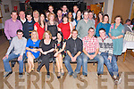 Staff from Homebase in Killarney pictured at the Christmas party night in Darby O'Gills hotel, Killarney on Saturday night.