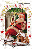 Marcello, CHRISTMAS SANTA, SNOWMAN, WEIHNACHTSMÄNNER, SCHNEEMÄNNER, PAPÁ NOEL, MUÑECOS DE NIEVE, paintings+++++,ITMCXM1944,#X#