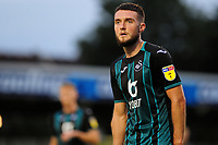 Matt Grimes of Swansea City during the pre-season friendly match between Bristol Rovers and Swansea City at The Memorial Stadium in Bristol, England, UK. Tuesday, 23 July 2019