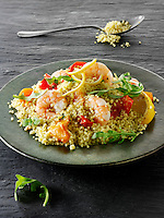 Couscous middle eastern food