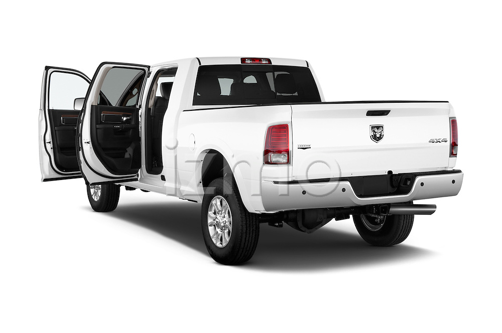 Car images of a 2015 Ram 2500 Laramie Mega Cab 4 Door Truck Doors