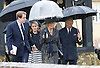 CAMILLA, DUCHESS OF CORNWALL AACOMPANIED BY PRINCE CHARLES, SON TOM PARKER-BOWLES AND DAUGHTER LAURA LOPES<br /> attend the funeral of Mark Shand, camilla Brother who died in New York last week.<br /> Others attending the funeral included sister Annabel and family as well as his daughetr Ayesha.<br /> Also present were Andrew Parker-Bowles, Camilla former husband and Annabel Goldsmith<br /> The funeral service was held at the  Holy Trinity Church, Stourpaine in Dorset_01/05/2014<br /> Mandatory Credit Photo: &copy;Francis Dias/NEWSPIX INTERNATIONAL<br /> <br /> **ALL FEES PAYABLE TO: &quot;NEWSPIX INTERNATIONAL&quot;**<br /> <br /> IMMEDIATE CONFIRMATION OF USAGE REQUIRED:<br /> Newspix International, 31 Chinnery Hill, Bishop's Stortford, ENGLAND CM23 3PS<br /> Tel:+441279 324672  ; Fax: +441279656877<br /> Mobile:  07775681153<br /> e-mail: info@newspixinternational.co.uk