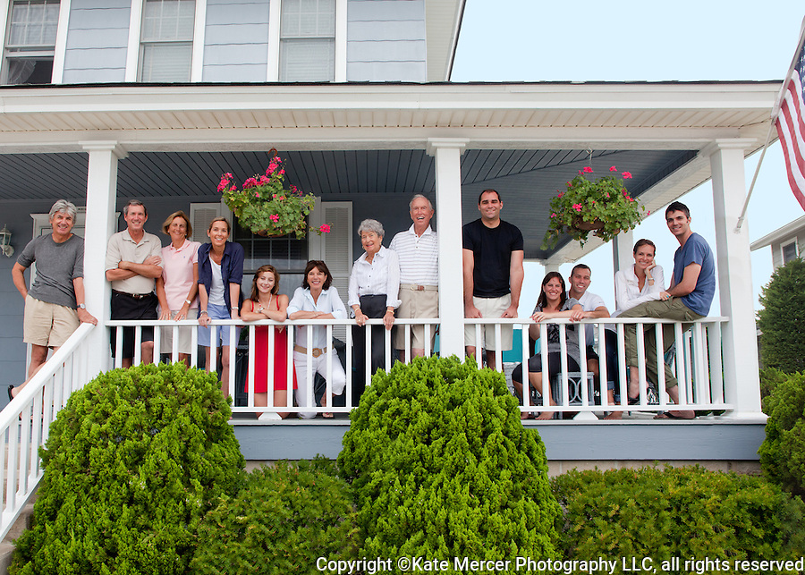 outdoor family portrait,on location photography mystic ct