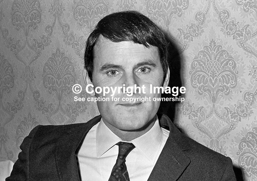 Richard Ferguson, barrister, former Ulster Unionist MP, 197210000673.<br />