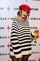 NEW YORK, NY - NOVEMBER 7: Fashion and beauty influencer Olivia Culpo joins Stella Artois to share inspiration for how to shine as a host this season as part of the brand&rsquo;s &ldquo;Host One to Remember&rdquo; campaign in New York City  on Tuesday,November 7, 2017. <br /> CAP/MPI/RH<br /> &copy;RH/MPI/Capital Pictures