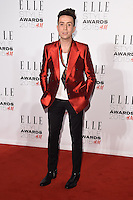 Nick Grimshaw at the Elle Style Awards 2015 at Sky Bar, Walkie Talkie Building, London, 24/02/2015 Picture by: Steve Vas / Featureflash