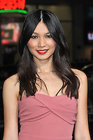 Gemma Chan at the Los Angeles premiere of her movie &quot;Jack Ryan: Shadow Recruit&quot; at the TCL Chinese Theatre, Hollywood.<br /> January 15, 2014  Los Angeles, CA<br /> Picture: Paul Smith / Featureflash