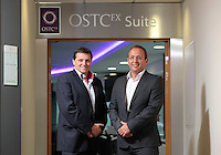 Pictured: Thursday 18 August 2016<br /> Re: OSTC FX Suite sponsorship, Liberty Stadium, Wales, UK