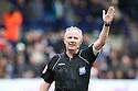 Referee Philip Gibbs. - Tranmere Rovers v Stevenage - npower League 1 - Prenton Park, Tranmere - 6th April, 2012 . © Kevin Coleman 2012
