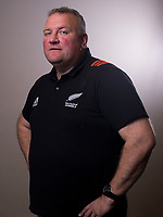 Assistant coach Tom Cairns. The 2017 New Zealand Schools rugby union headshots at the Sport and Rugby Institute in Palmerston North, New Zealand on Monday, 25 September 2017. Photo: Dave Lintott / lintottphoto.co.nz