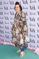 Suzy Menkes at the V&amp;A Summer Party at the Victoria and Albert Museum, London.<br /> June 22, 2016  London, UK<br /> Picture: Steve Vas / Featureflash