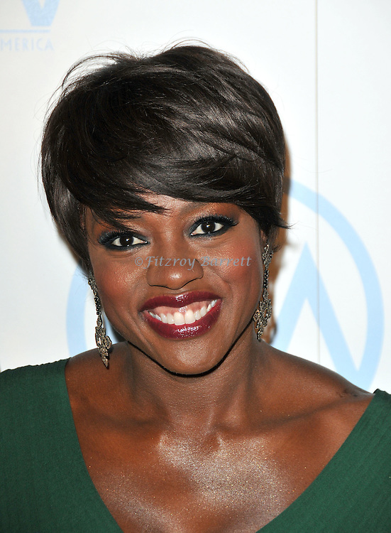 Viola Davis at the 23rd Annual Producers Guild Awards 2012 held at the Beverly Hilton Hotel, Beverly Hills, CA. January 21, 2012 ©Fitzroy Barrett