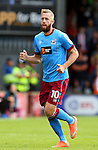 Kevin van Veen of Scunthorpe Utd during the English League One match at Glanford Park Stadium, Scunthorpe. Picture date: September 24th, 2016. Pic Simon Bellis/Sportimage