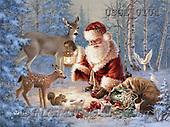 Dona Gelsinger, CHRISTMAS SANTA, SNOWMAN, classical, paintings(USGE0104,#X#) Weihnachtsmänner, Papá Noel, Weihnachten, Navidad, illustrations, pinturas klassisch, clásico