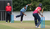 Cricket Scotland - T20 Blitz - Adil Raza bowling - picture by Donald MacLeod - 03.09.08.2017 - 07702 319 738 - clanmacleod@btinternet.com - www.donald-macleod.com