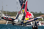 Act 3 Extreme Sailing Series for Red Bull Sailing Team