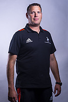 Assistant coach Mark Hooper. 2019 New Zealand Schools Barbarians rugby union headshots at the Sport & Rugby Institute in Palmerston North, New Zealand on Wednesday, 25 September 2019. Photo: Dave Lintott / lintottphoto.co.nz