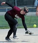 District Softball at Birmingham Groves, 6/2/18